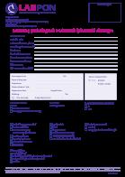 Aanvraag pathologisch onderzoek (plastische) chirurgie