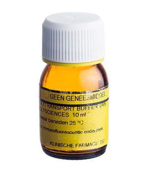 Potje Immunofluorescentie (IF) onderzoek